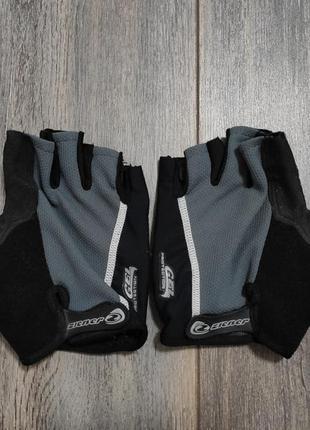 Мужские вело перчатки ziener gel protection размер 11 - l - xl оригинал