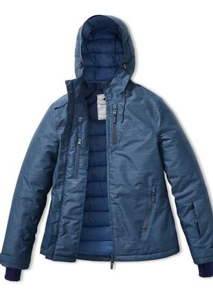 Куртка зимняя теплая женская термо мембрана tcm tchibo