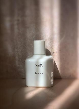 Духи zara femme/жіночі парфуми /туалетна вода /парфюм