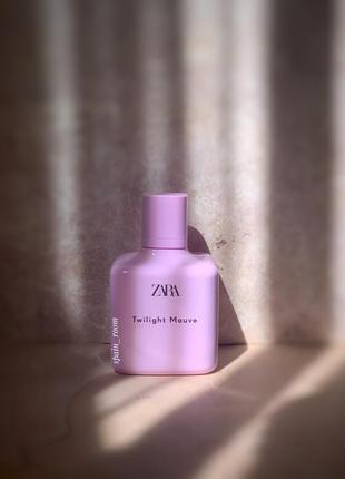 Духи zara twilight mauve/жіночі парфуми /туалетна вода /парфюм