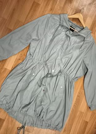 Парка куртка ветровка