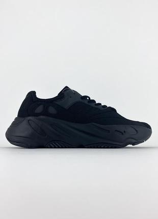 Женские кроссовки🍁 adidas yeezy boost 700 black🍁