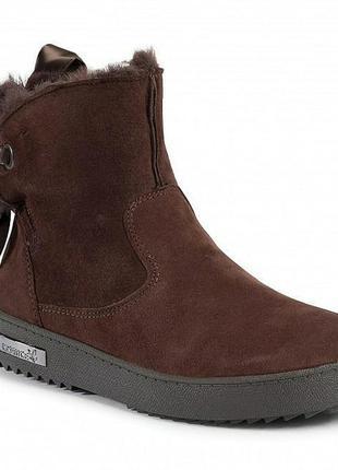 Caprice - женские зимние ботинки полуботинки сапоги полусапоги - 36, 37