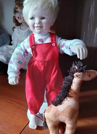 Фарфоровая кукла эштон дрейк