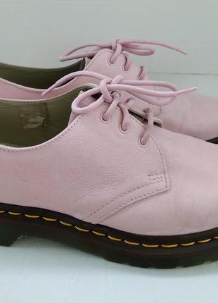 Туфли ботинки dr. martens