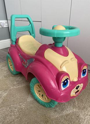 Автомобиль- каталка