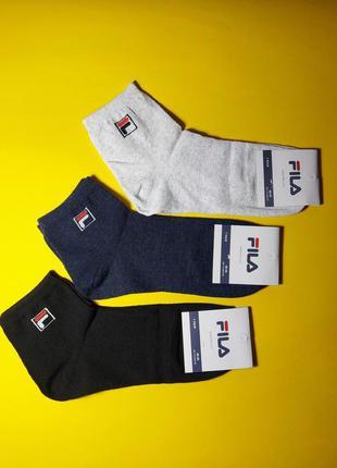Набор мужских носков fila 12 пар. р.40-45