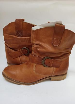 Pier one полусапоги. брендове взуття stock