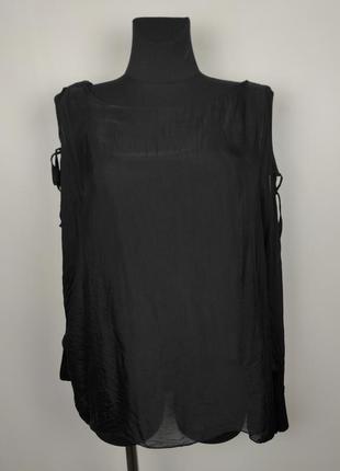 Блуза итальянская шикарная шелковая uk 18,20,22