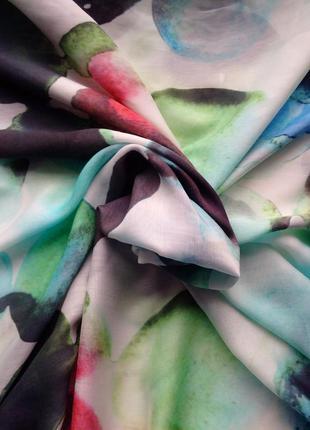 Яркий, воздушный, шарф, палантин, purset, австрия