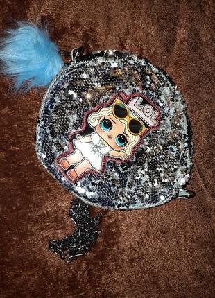 Классная модная стильная сумка сумочка lol для девочки