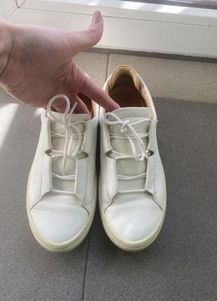Туфли кроссовки ecco
