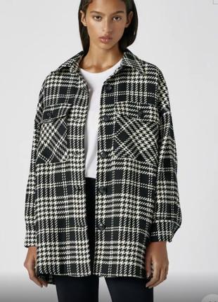 Куртка-сорочка pull&bear p.c