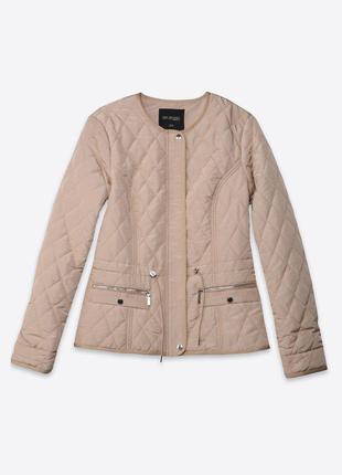 Красивая стеганная демисезонная куртка top secret