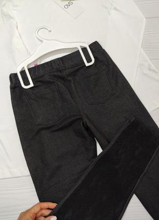 Набор лонг штаны для девочек от бренда ovs