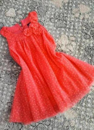 Нарядне плаття на 4-5 років