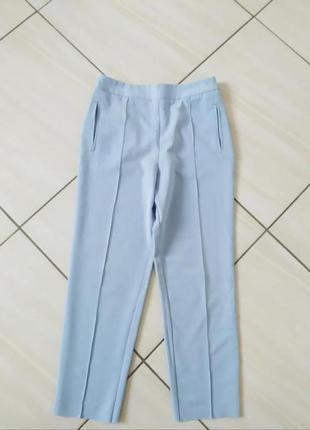 Голубі брендові брюки asos