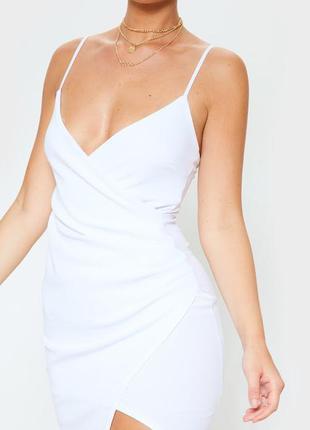 Новое летнее платье с бирками легкое prettylittlething