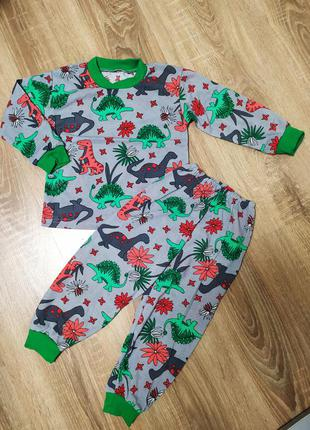 Пижама хлопок 80-110 размер