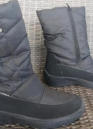Трекинговые ботинки everest