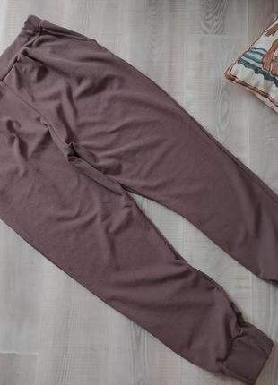 Фактурные брюки цвета мокко 🤎🤎🤎