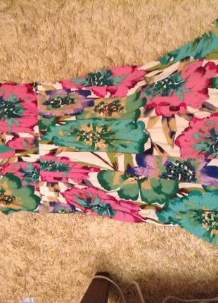Платье сарафан,