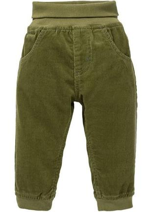Вельветовые брюки, штаны на 6м