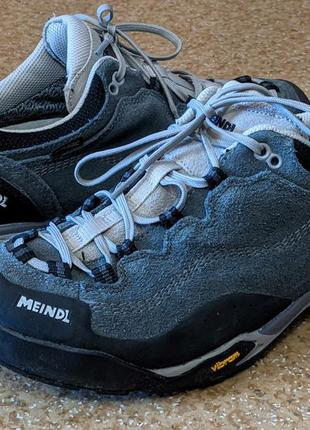 Трекинговые кроссовки meindl texas pro