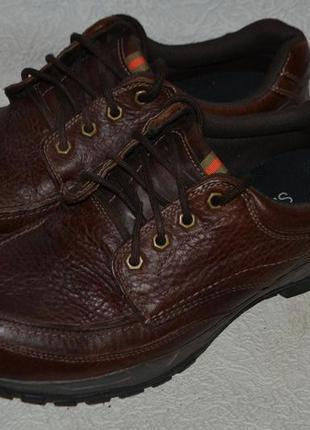 Кожаные туфли m&s 29 см 44-45 размер англия