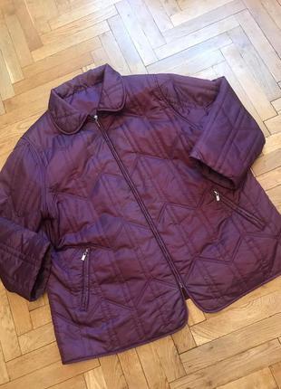 Стеганная куртка,на тонком синтепоне,c&a,canda