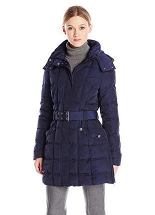 Зимнее пальто пуховик куртка tommy hilfiger м и l