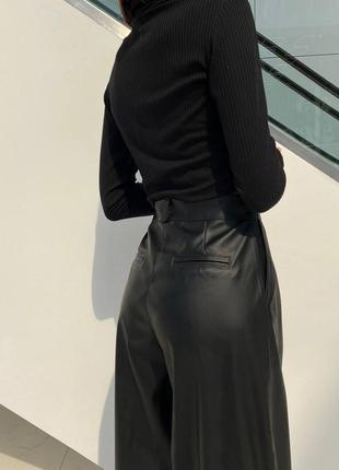 Палаццо кожаные
