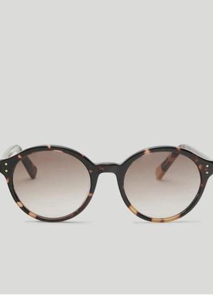 Солнцезащитные очки massimo dutti