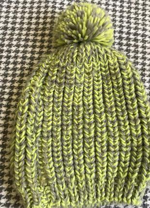 Зимняя шапка yigga