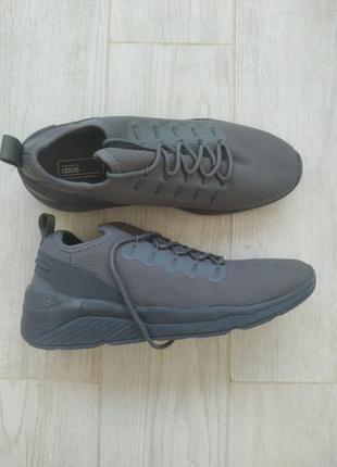 Лёгкие тканевые кроссовки asos