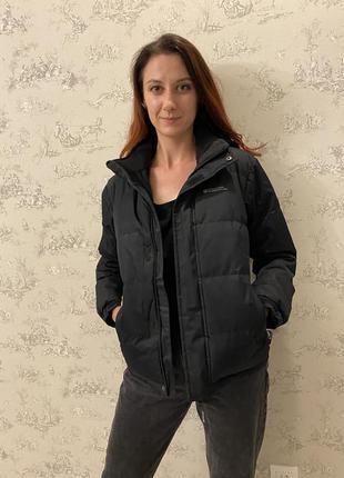 Зимняя куртка очень теплая