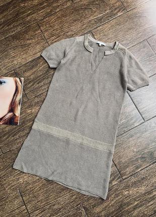 Красивое вязаное платье. оригинал