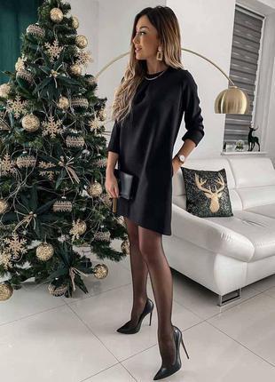 Свободное красивое платье