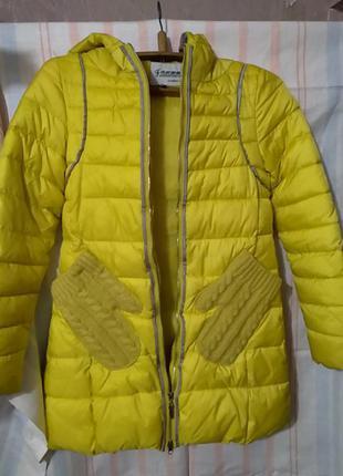 Шикарное осеннее пальто