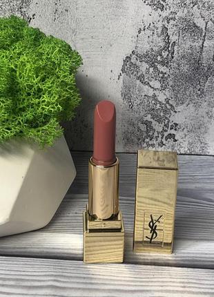 Губная помада yves saint laurent rouge pur couture lipstick 70 le nu