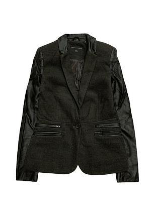 Пиджак комбинированный от dorothy perkins 10 р