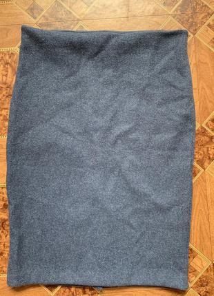 Тёплая юбка ostin
