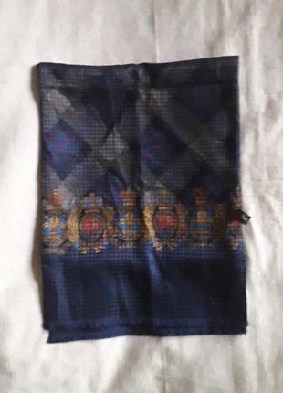 Шелк шарф герб  edsor