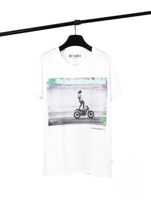 Sale | футболка ko samui shore italy (s-m) оригинал