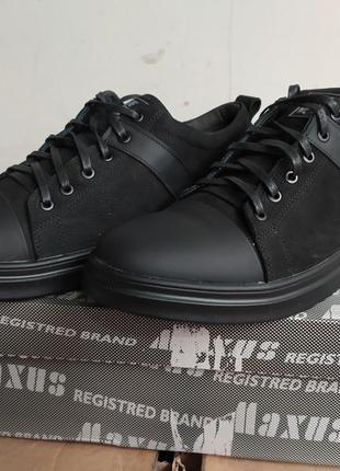 Шкіряні туфлі великих розмірів
