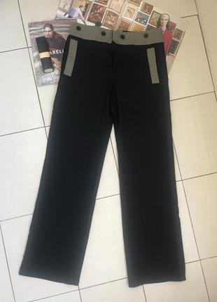 Шерстяные брюки see by chloe
