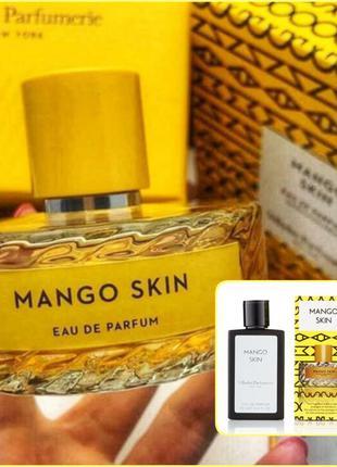 🥭аромат vilhelm parfumerie mango skin🌞унисекс➕🎁