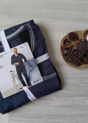 Мужская пижама, одежда для дома и сна, домашний костюм