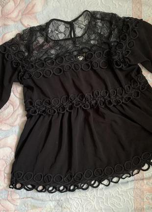 Блуза dzyn line