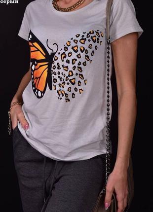 Женская футболка, т011